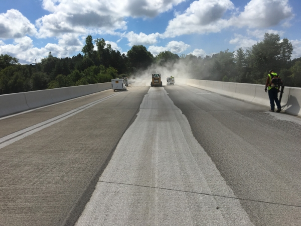 Professional Milling Contractors Servicing MDOT - Smith's