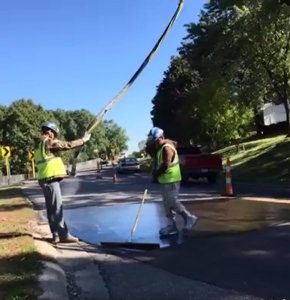 High Friction Surface Treatment Services For Michigan - Smith's Waterproofing - 3